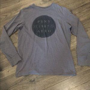 Boys Aeropostale long sleeve t shirt